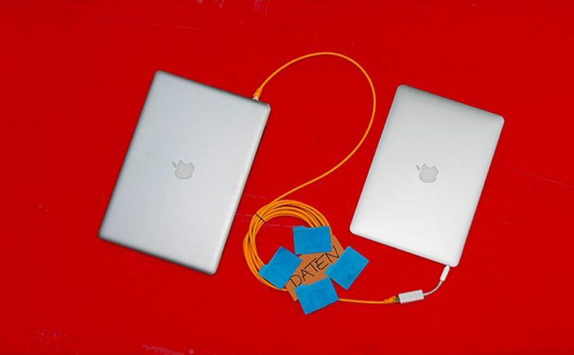 Übertrage Deine Daten auf Deinen neuen Mac!
