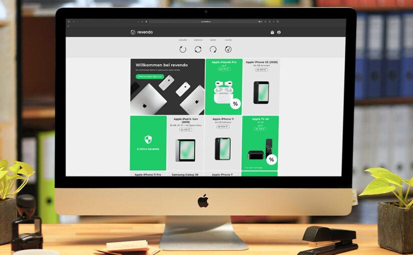 Wir stellen Dir unseren neuen Online-Shop vor.
